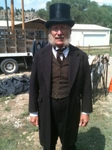 Ebeneezer Scrooge?