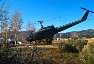 UH-1H Huey